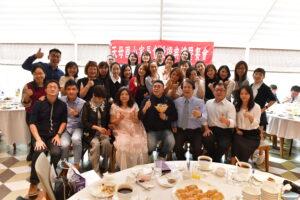 1026 天母國小學生家長會會長就任暨委員授證典禮感恩餐會代表照片