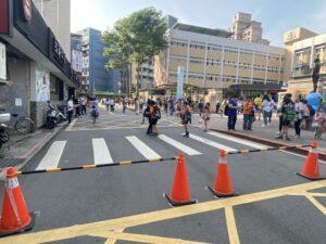 校園進出之人車動線規劃代表照片